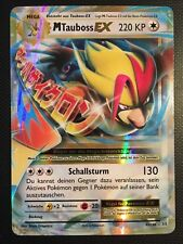 Pokemon!! M Tauboss EX Evolutions 65/108! Holo Rare EX! Near Mint! DE!