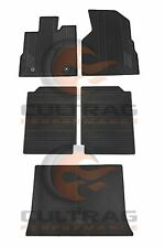 2010-2017 Equinox Genuine GM Premium All Weather Floor Mat Package Black