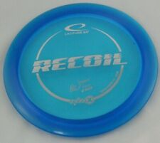 New Opto-X Recoil 167g Driver Latitude 64 Discs Blue Le Golf Disc at Celestial
