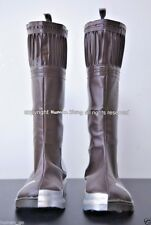 Klingon Cosplay Boots Mens Size Us12/30cm Brown color