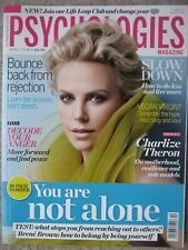 Psychologies magazine April 2018 Charlize Theron Brene Brown Decode Your Anger
