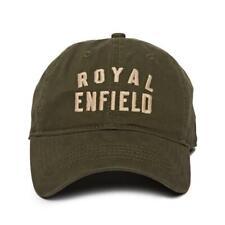 Royal Enfield RLCCAI000005 CAS16002 Baseball Cap (Olive)