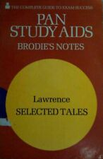 Brodie's Notes on D.H.Lawrence's Selected Tales (Pan study aids), Handley, Graha