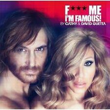 "DAVID GUETTA ""F*** ME I'M FAMOUS 2012""  CD NEUWARE"