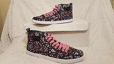 OSIRIS SHOES CURRENCY FLOWER WOMENS GIRLS SIZE UK 4.5 NEW UNBOXED US 7 EUR 37.5