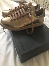 Raf Simons Adidas Stan Smith Bronze UK5