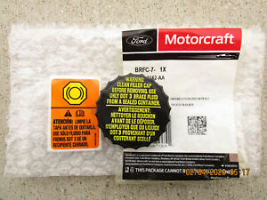 01 - 12 FORD ESCAPE BRAKE MASTER CYLINDER OIL RESERVER FILLER CAP OEM BRAND NEW