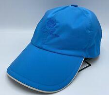 Loro Piana Blue Storm System Baseball Cap Size Medium Made in Italy
