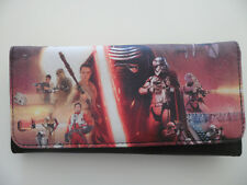 Disney Star Wars The Force Awakens Loungefly Trifold Leather Women's Wallet
