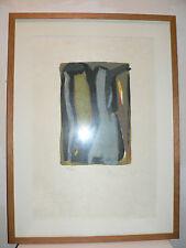 "Lithographie Originale de Bram Van VELDE        ""   MP 226   "" ."