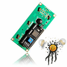 HD44780 LCD-Anzeige 1602 inkl. I2C LCM Interface (montiert) ESP8266 Arduino