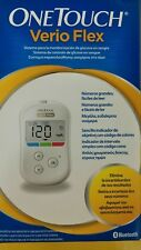 one touch verio flex glucose monitor