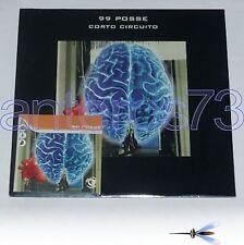 "99 POSSE ""CORTO CIRCUITO"" RARO DOPPIO LP RAP HIP HOP+CD"
