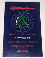 Wizardry I Legacy Llylgamyn Adventure Replacement Players Guide Apple Vtg 1987