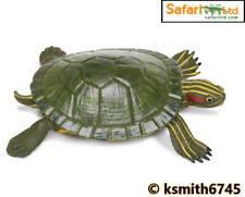 Safari TERRAPIN solid plastic toy pet wild zoo pond animal turtle * NEW *💥