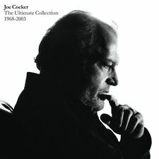 Joe Cocker THE ULTIMATE COLLECTION 1968-2003 Best Of 30 Essential Songs NEW 2 CD