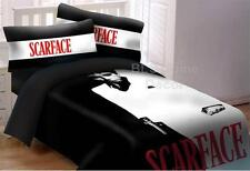 Licensed Scarface Tony Montana 3 Piece Queen Size Soft Luxury Comforter Set
