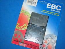 2 EBC FA36 rear brake pads GS550 GS650 GS700 GS750 GS850 GS1000 GS1100 organic
