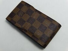 US SELLER!!! Authentic LOUIS VUITTON DAMIER CIGARETTE CASE
