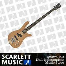 Warwick RockBass Streamer NT I Electric Bass Guitar Trans Natural *NEW*