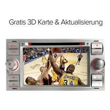 Autoradio DVD GPS Navi CD 3G FORD Focus Transit C/S-Max VMCD 2018Navi Lenkrad