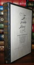Anthony Burgess LITTLE WILSON AND BIG GOD Signed 1st Franklin Library 1st Editio