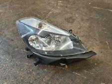 Renault Clio MK3 2008 Drivers Offside Headlight Black Backing 8200261615