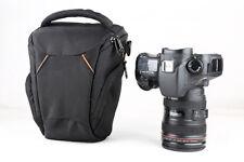 DSLR Shoulder Camera Case Bag For Canon EOS 80D 77D, 7D Mark II, 6D Mark II