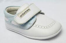 Andanines Boys Pram Shoes FREE Postage BNIB