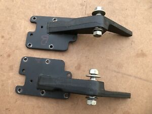 Motor/Gearbox Mount for Quickie Pulse 6 Power Wheelchair QM-710 107247, 107248