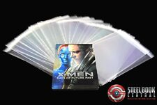 SW1 Premium Blu-ray/DVD Steelbook Protective Wraps / Sleeves (Pack of 100)