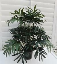 65cm  PARLOUR  PALM INDOOR HOUSE PLANT *ARTIFICIAL* SILK *POTTED NEW*