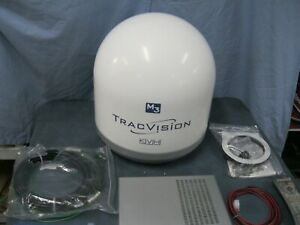 KVH M3 TracVision TV System ( See Actual Tv picture )