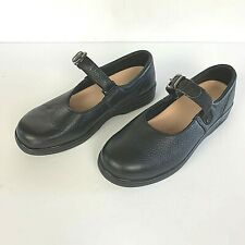 Dr. Comfort Shoes 8 Black Merry Leather Mary Jane Therapeutic Extra Depth Women