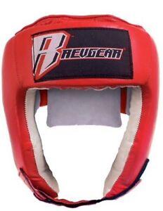 Revgear Open Face Head Gear, size XL