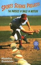Sports Science Projects: The Physics of Balls in Motion (Science Fair Success)