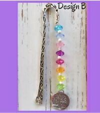 Bookmark Vintage Inspired With Antique Silver Tree Of Life  X 1 (Style B)