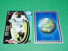 FOOTBALL CARD WIZARDS 2001-2002 ELPIDIO DILL OLYMPIQUE MARSEILLE OM PANINI