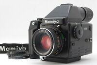 【Exc+5】 Mamiya 645E Film Camera Body + Sekor C 80mm f2.8 Lens From JAPAN #1050