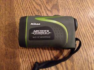 Nikon Archer's Choice  range finder
