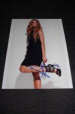 AGNES CARLSSON signed Autogramm auf 20x28 cm Foto InPerson LOOK