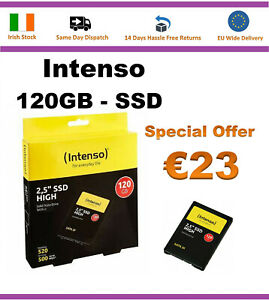 Intenso SSD Solid State Drive /SSD Hard drive 120 GB