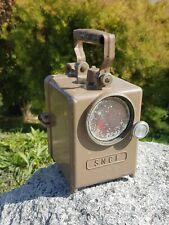 Lampe S N C F 1944 quai cheminot Old S N C F lamp déco industriel