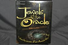 Discis Entertainment Eloi Productions 1995 Jewels of the Oracle Windows PC Game