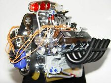 Modell-Motor V8 Supercharged 427 Ford SOHC Dragster #29
