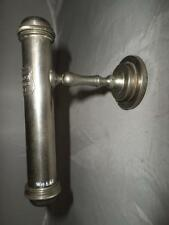 *ANTIQUE RAILWAY/HORSE CARRIAGE LAMP/CANDLE HOLDER- THE NEW EDINBURGH*