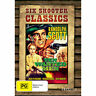 Ten Wanted Men (Six Shooter Classics) DVD NEW (Region 4 Australia)