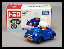 DREAM TOMICA Miffy TOMY 2015 MARCH NEW MODEL DIECAST CAR