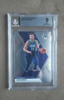 2019~20 Panini Mosaic Luka Doncic 2nd Year Card #44 BGS Graded 9 Mint New Slab
