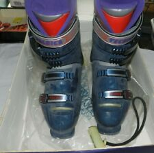Tecnica TC1 Flex Control Downhill Snow Ski Boots Rare Vintage Italy Made Size 9